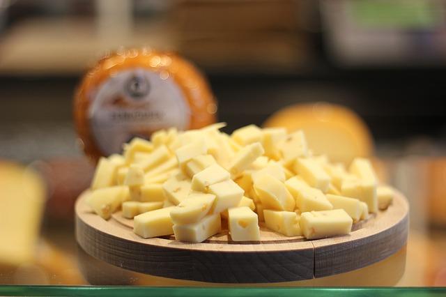 holandský sýr