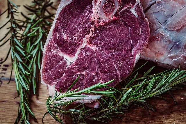 hovězí maso na biftek