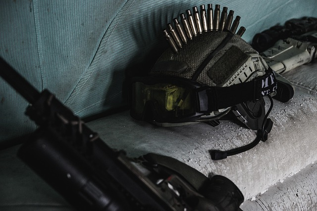 vojenská výstroj
