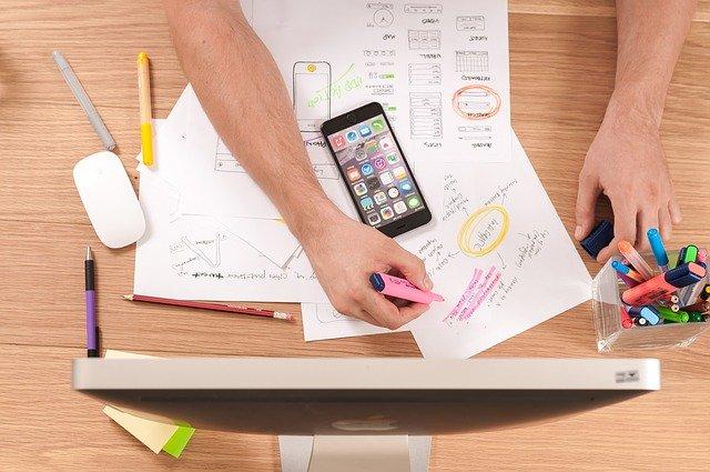 prototypování design
