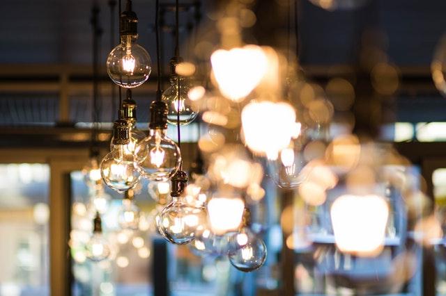 světýlka, žárovky